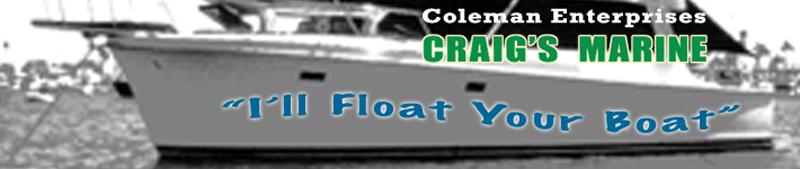 Craigs Marine Coleman Enterprises